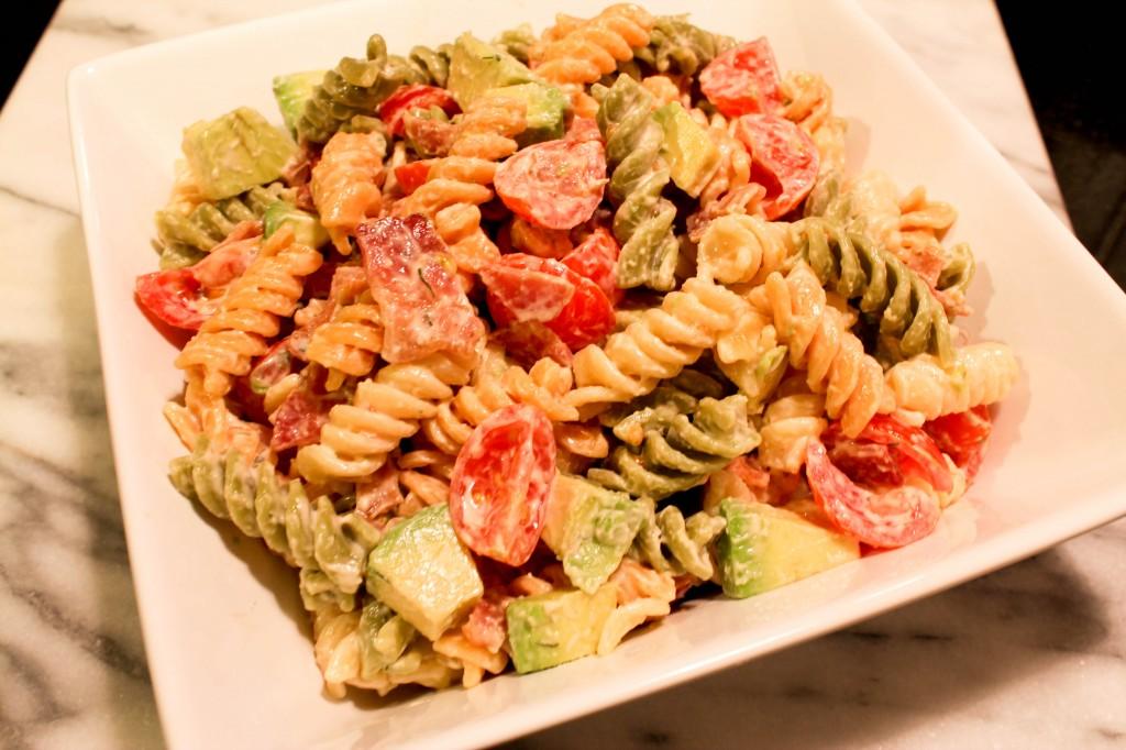 blt pasta salad1