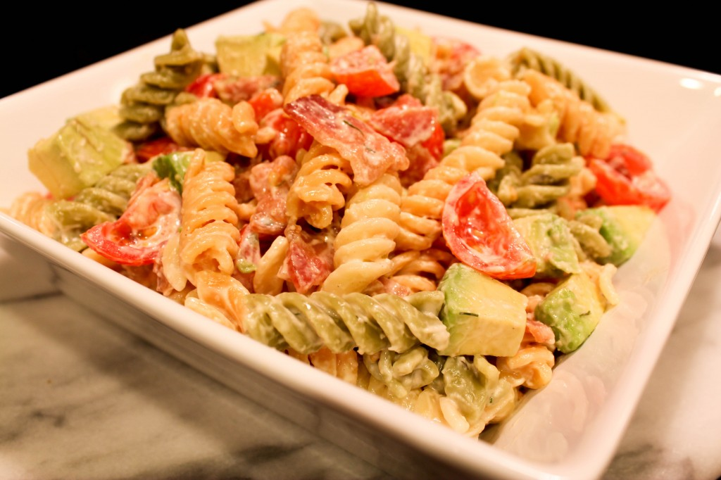 blt pasta salad5