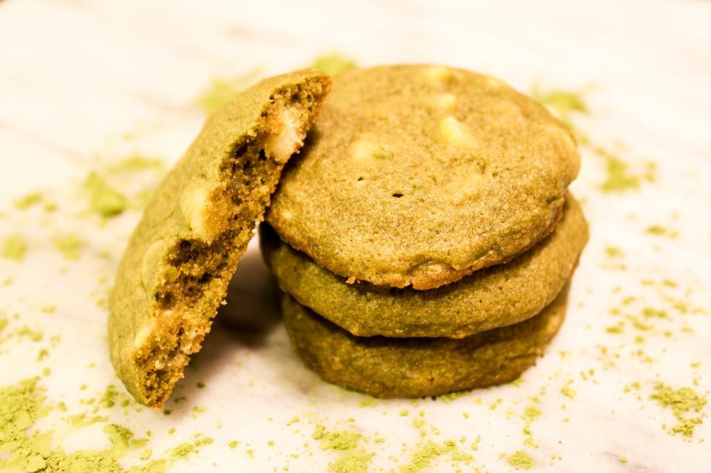 matcha cookies1