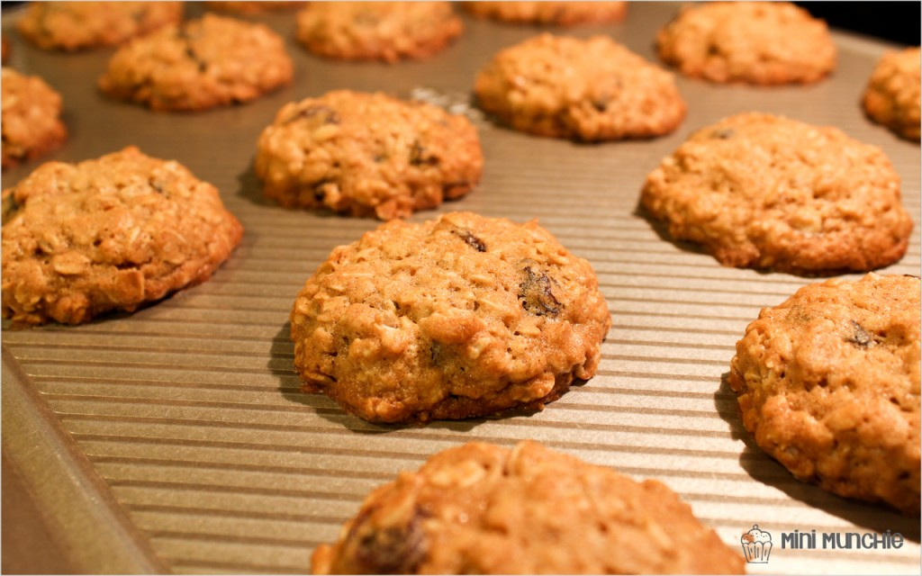oatmeal raisin cookies-2