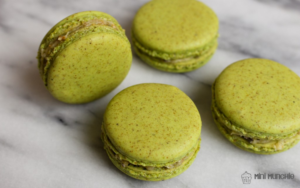 Pistachio Macarons Recipes — Dishmaps
