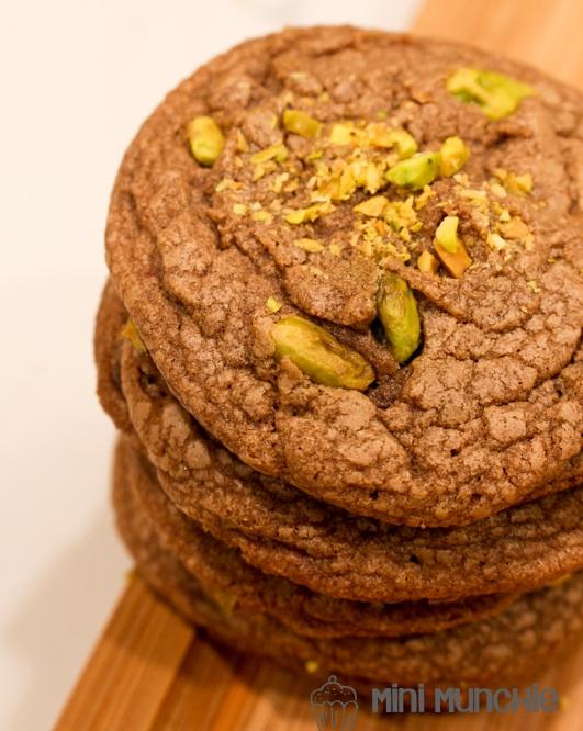Pistachio Nutella Cookies-12