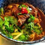 Mom's Beef Noodle Soup – 牛肉麵 Niu Rou Mien